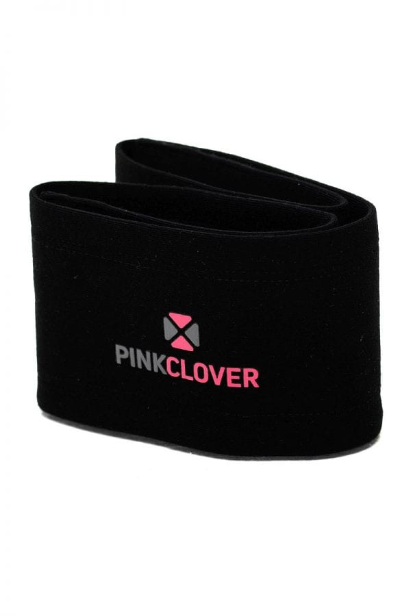 Pink Clover_Black_Single